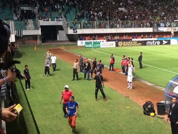 Komdis PSSI Akan Bersikap Tegas Atas Insiden di Laga Pembuka Liga 1