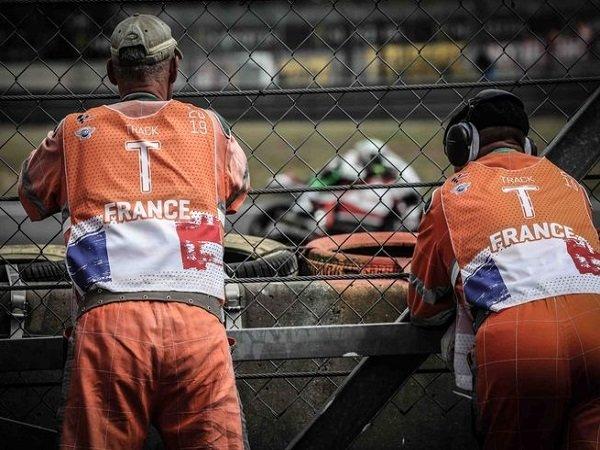 MotoGP Prancis Berduka, Salah Seorang Marshal Meninggal Dunia Akibat Serangan Jantung