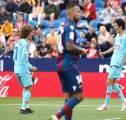 10 Pemain Atletico Madrid Tahan Imbang Levante di Laga Pamungkas La Liga
