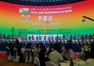 Megahnya Pembukaan Piala Sudirman 2019