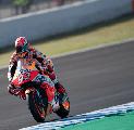 Meski Jadi Yang Tercepat, Marquez Akui Kesulitan Jalani Kualifikasi GP Prancis