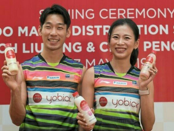 Sponsor Jadi Penyemangat Peng Soon/Liu Ying Menuju Olimpiade