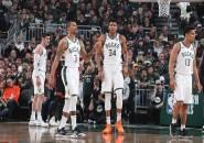 Tampil Dominan, Bucks Kembali Kalahkan Raptors di Game Dua