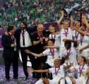 Kalahkan Barcelona, Tim Wanita Lyon Juara Liga Champions
