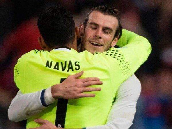 Kontra Real Betis, Navas dan Bale akan Dapatkan Laga Perpisahan Terhormat