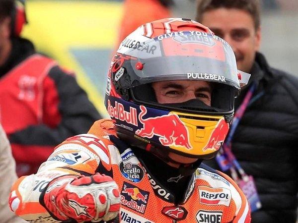 Marquez Persembahkan Kemenangan Ke-300 Kalinya Bagi Honda