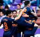 Valencia Pastikan Tempat di Liga Champions Musim Depan