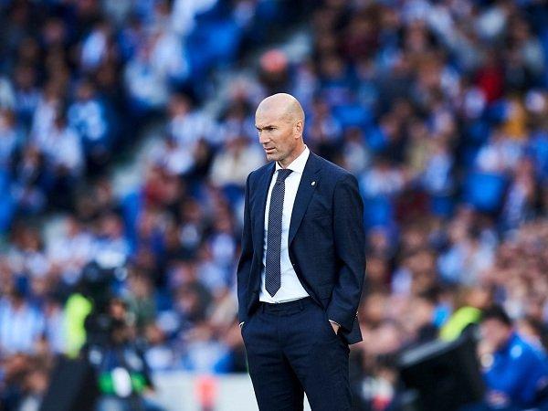 Zinedine Zidane Bisa TInggalkan Real Madrid dan Gabung Juventus?