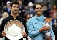 Bungkam Novak Djokovic, Rafael Nadal Kantongi Gelar Italian Open Kesembilan