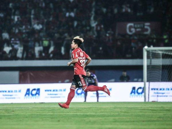 Jalani Laga Debut, Fahmi Al Ayyubi Mampu Beradaptasi di Bali United