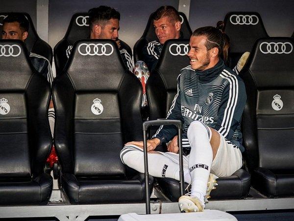 Tak Dimainkan Kontra Betis, Zidane Beri Indikasi Lagi Soal Masa Depan Bale