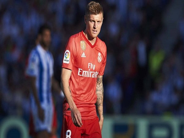 Toni Kroos Perpanjang Kontrak di Real Madrid