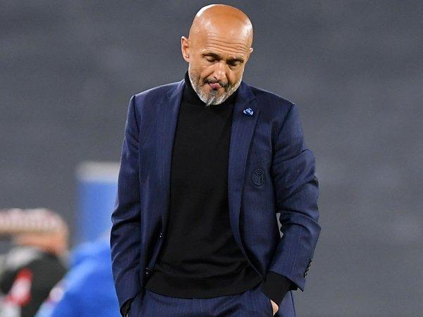 Usai Dibantai Napoli, Spalletti Komentari peluang Inter Lolos ke Liga Champions