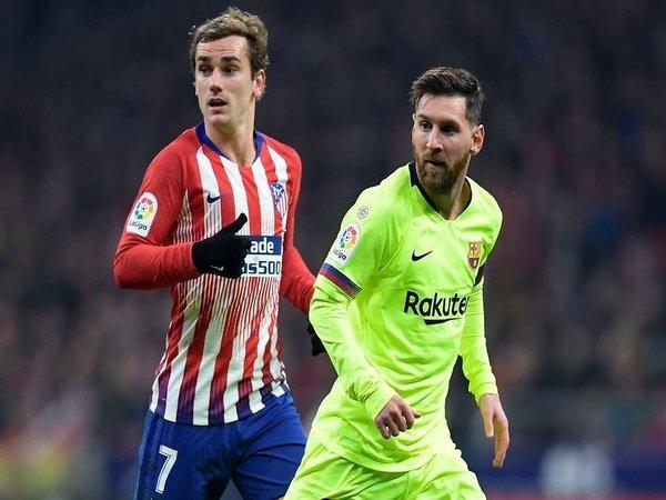 Messi Diklaim Tolak Kehadiran Griezmann ke Barcelona