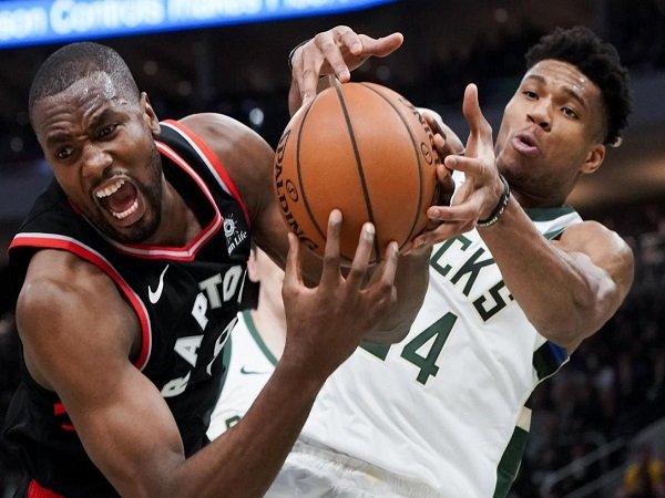 Serge Ibaka Optimistis Raptors Dapat Samakan Kedudukan Dengan Bucks di Game 4