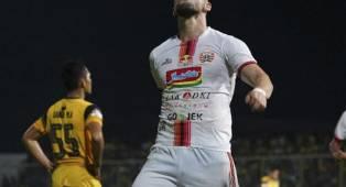 Simic Ungkap Arti Penting Gol Pertamanya di Liga 1 2019