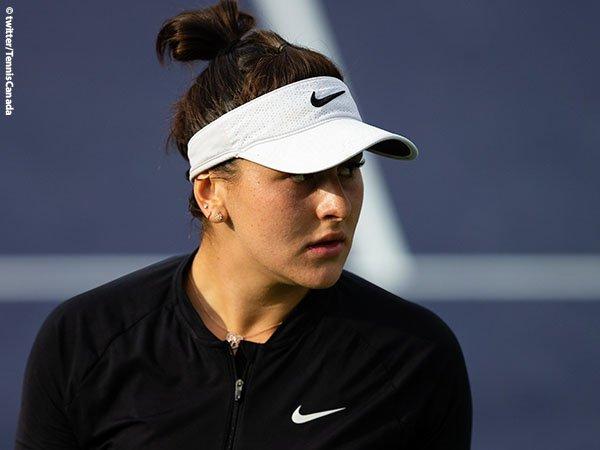 Usai Latihan Di Spanyol, Bianca Andreescu Nantikan Tantangan Di Roland Garros