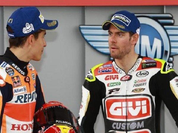 Crutchlow Tak Bisa Keluhkan Performa Honda Karena Marquez
