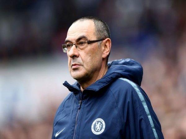 Juve dan Roma Harus Bayar 5 Juta Pounds ke Chelsea Jika Inginkan Servis Sarri