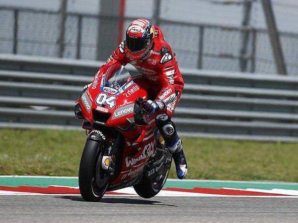 Motor Kerap Tak Kompetitif, Dovizioso Mulai Ragu Bisa Saingi Marquez