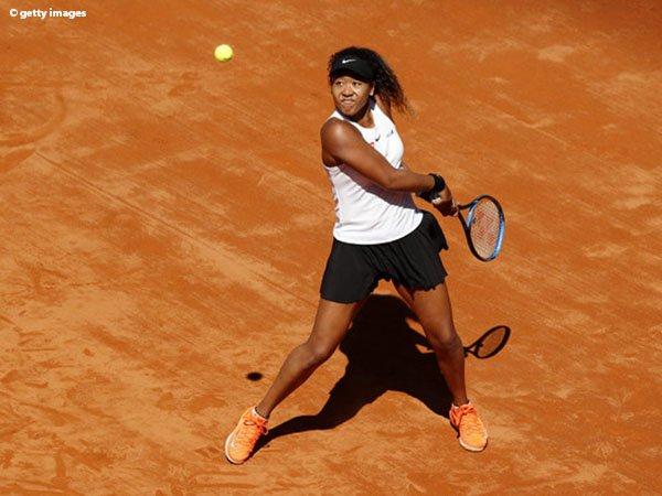 Naomi Osaka Siap Incar Kesuksesan Gemilang Di Roland Garros