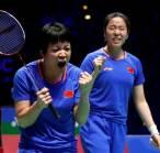 Piala Sudirman 2019: China Lumat India 5-0