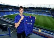Pulisic Resmi Diperkenalkan Sebagai Pemain Baru Chelsea