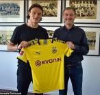 Resmi, Borussia Dortmund Datangkan Nico Schulz dari Hoffenheim