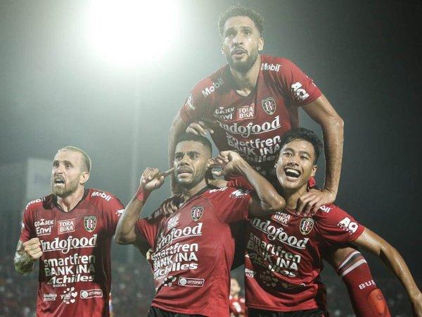 Taklukkan Bhayangkara FC, Bali United Lanjutkan Tren Kemenangan