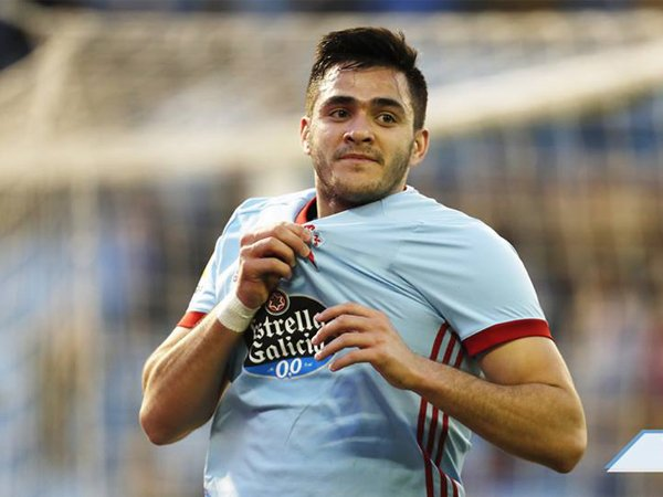 Barcelona Incar Striker Muda Celta Vigo Maxi Gomez