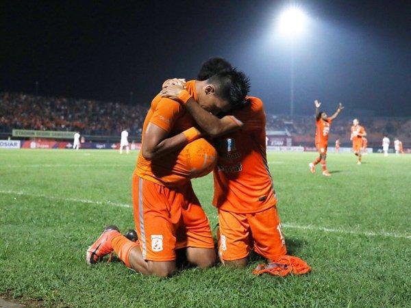 Borneo FC Petik Kemenangan Penting Atas Arema FC