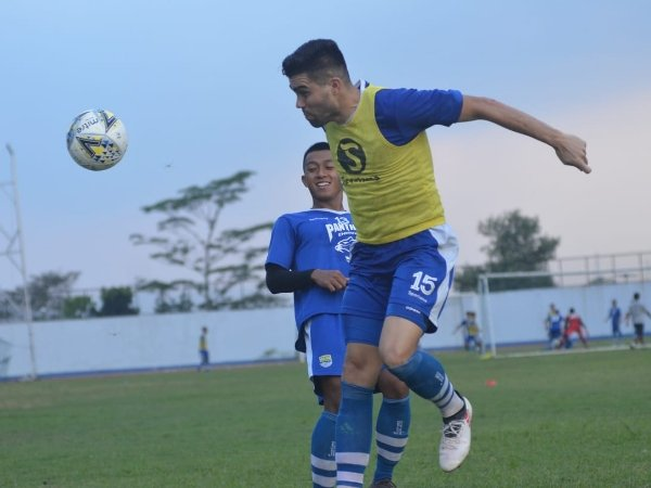 Fabiano Legowo Jika Dipinjamkan Persib ke Klub Liga 2