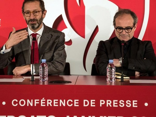 Gazidis Bidik Direktur Olahraga Lille Gantikan Leonardo