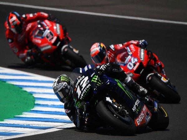 Meregalli Klaim Vinales Bisa Raih Podium Jika Tak Kecelakaan di GP Prancis