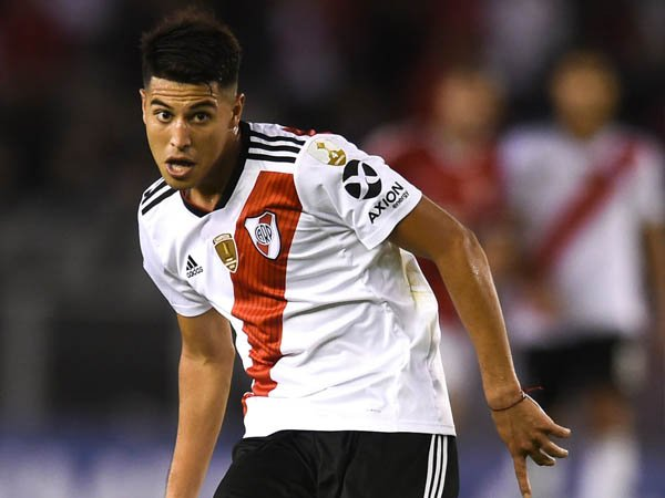 Salip Real Madrid, Arsenal Pimpin Perburuan Exequiel Palacios