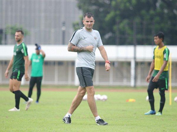 TC Timnas Indonesia Diikuti 25 Pemain, Satu Pemain Asing Ikut Berlatih