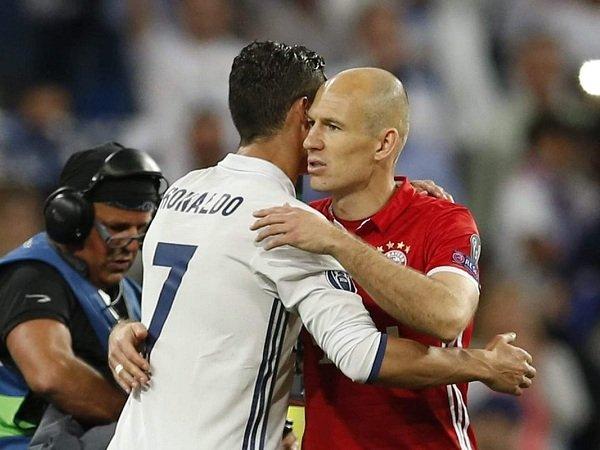 Bukan Hanya Karena Ronaldo, Robben Beberkan Intrik Politik di Real Madrid
