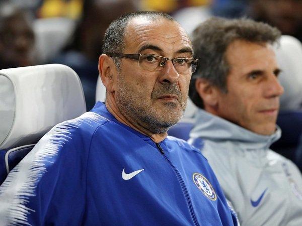 Chelsea Takkan Cegah Kepergian Sarri Jika Juventus Siap Tebus Kontraknya