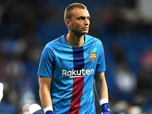 Cillessen Lakoni Laga Terakhirnya Bersama Barcelona di Final Copa del Rey