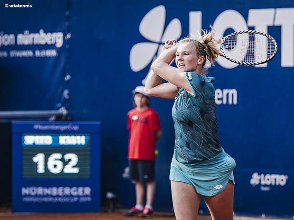 Katerina Siniakova Mantap Ke Semifinal Di Nurnberg