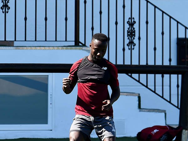 Klopp Tidak Bisa Pastikan Keterlibatan Naby Keita di Final
