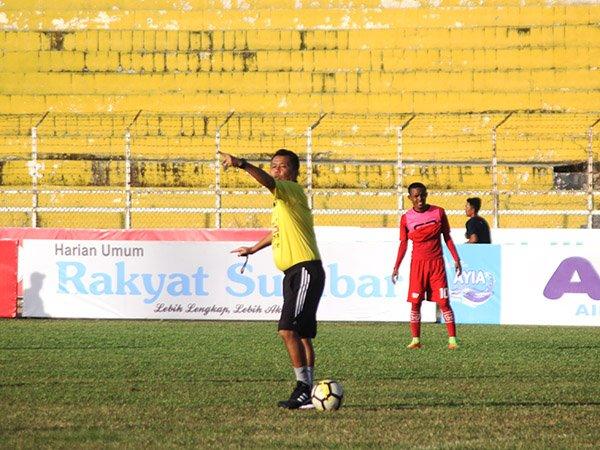 Laga PSS Kontra Semen Padang FC Bukan Ulangan Final Musim Lalu