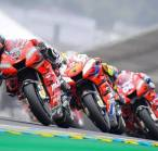Perebutan Posisi di Tim Pabrikan, Ducati Berikan Kesempatan yang Sama Bagi Petrucci dan Miller