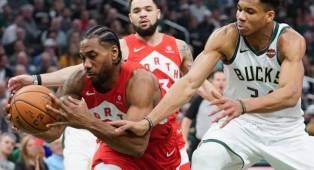 Permalukan Bucks di Game 5, Raptors Berbalik Unggul 3-2