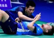 Piala Sudirman 2019: Diwarnai Insiden Berdarah, Malaysia Harus Tersingkir di Perempat Final