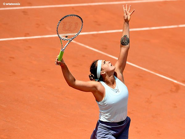 Sisihkan Monica Puig, Aryna Sabalenka Siap Ramaikan Semifinal Di Strasbourg