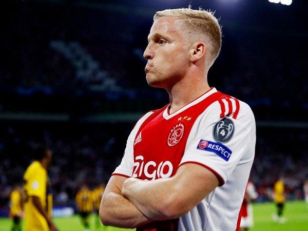 Tottenham Hotspur Disarankan Segera Rekrut Bintang Muda Ajax