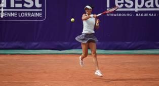 Langkah Caroline Garcia Ke Final Di Strasbourg Tak Terbendung