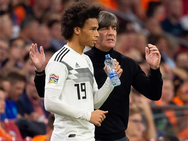 Low Dukung Sane Perkuat Bayern Munchen