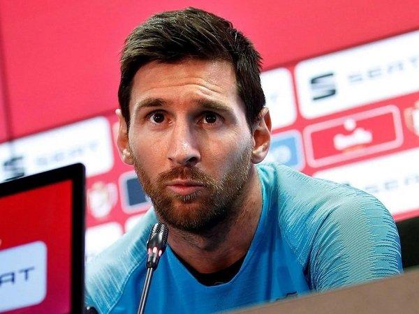 Messi Inginkan Valverde untuk Tetap Latih Barcelona